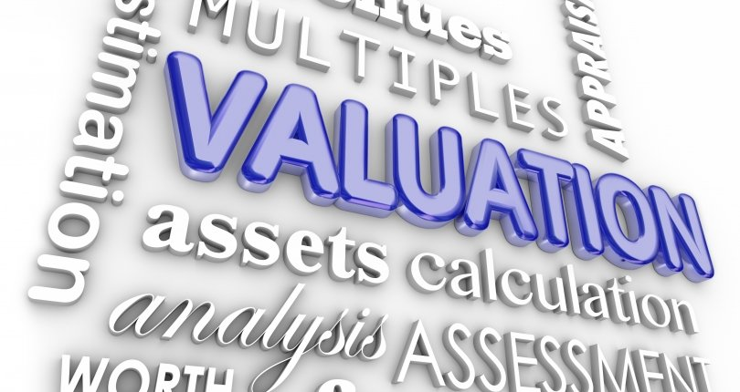 How do you determine the value of your business?